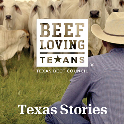 Beef Loving Texans: Texas Stories